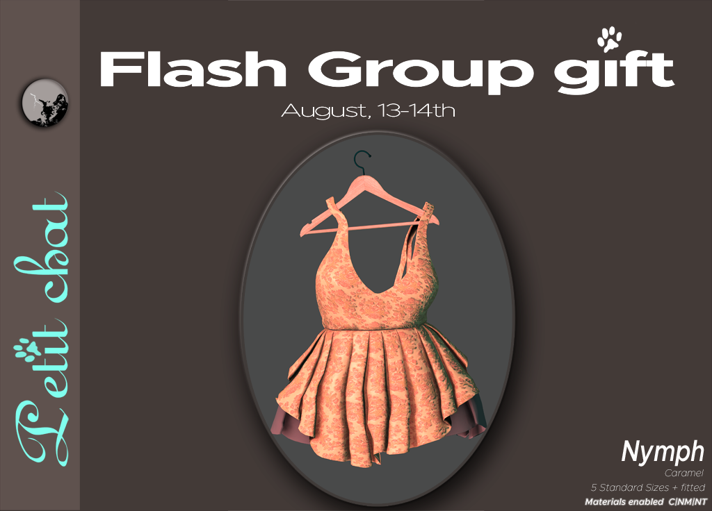New flash groupgift is out ! graphic
