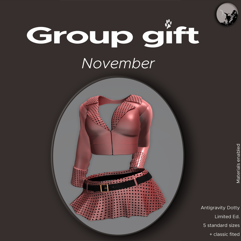 November group gift is here ! graphic