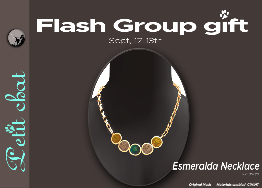 NEW FLASH GROUP GIFT IS OUT ! graphic