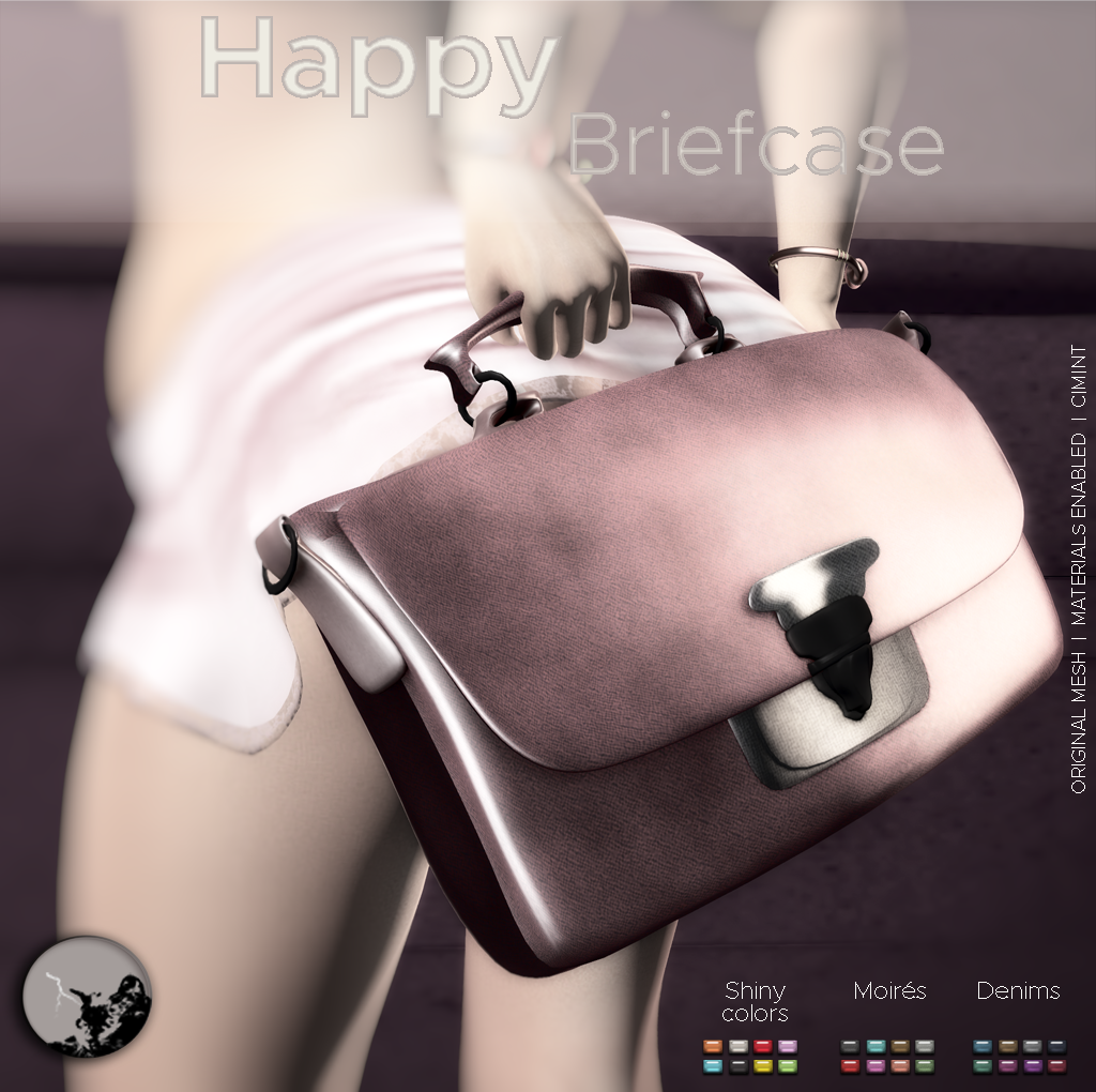 HAPPY BRIEFCASES @ CHAPTER FOUR SEPTEMBER graphic
