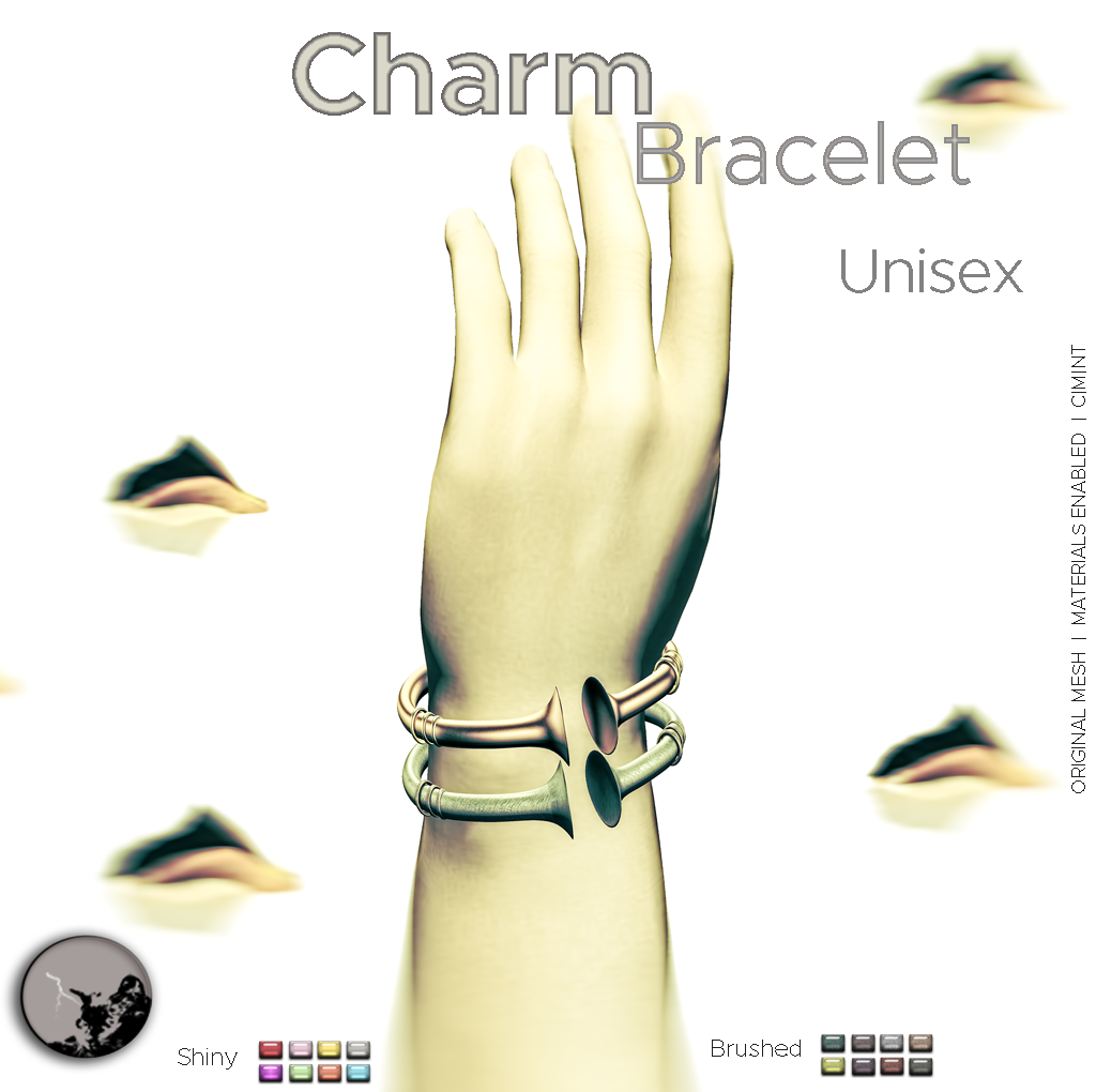 Charm Bracelet @ The Hidden Chapter August graphic
