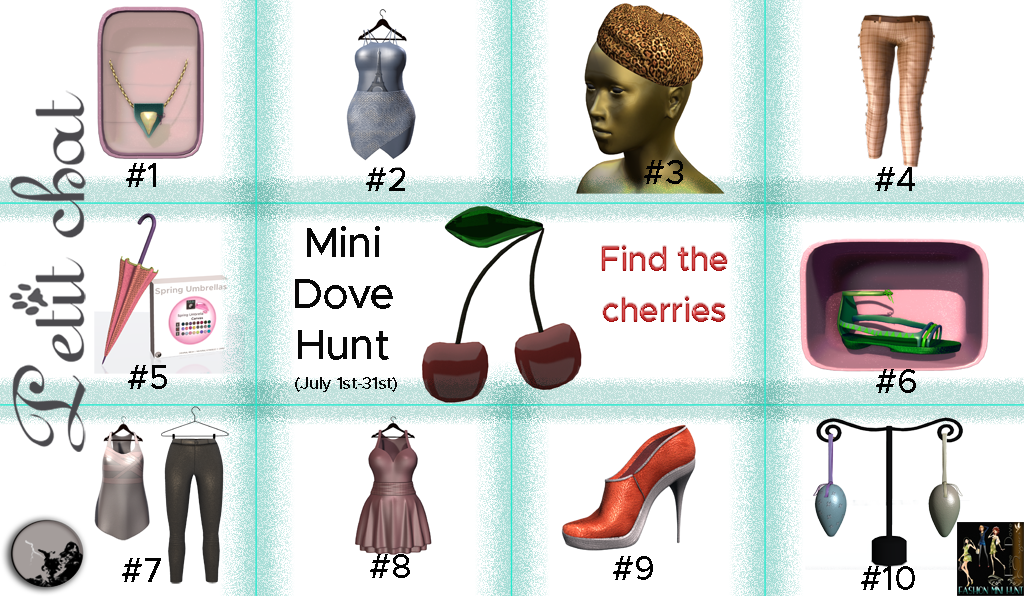 Mini Dove Hunt with Petit Chat ! graphic