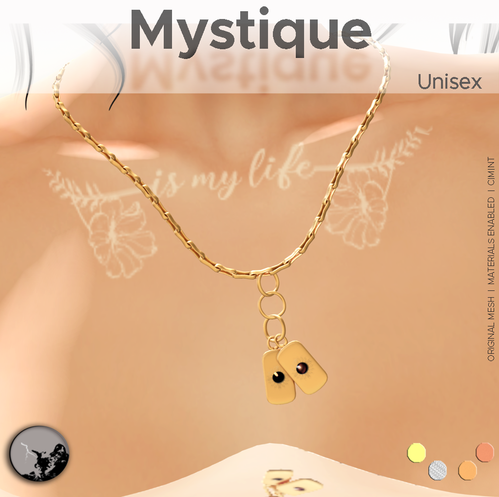 Mystique Necklace @ Willowvale event graphic