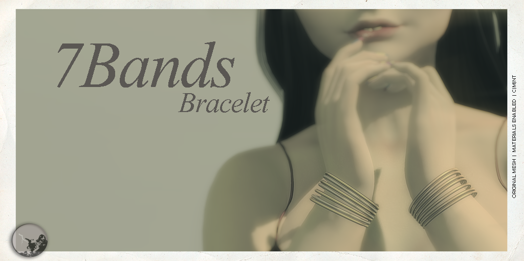 7Bands Bracelet @ TCF-October 18 graphic