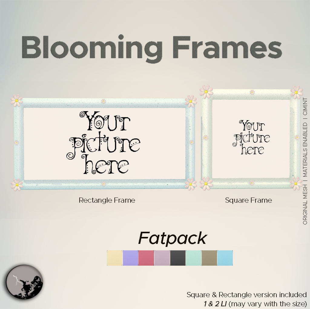 Blooming Frames @ The Boardwalk Event graphic