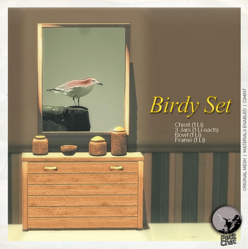 Birdy Set @ The Boardwalk Event ! graphic