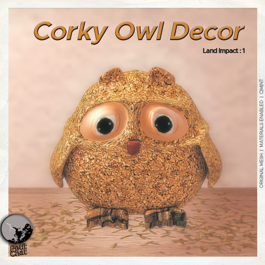 Corky Owl @ The Phantastical Phantasm Hunt graphic